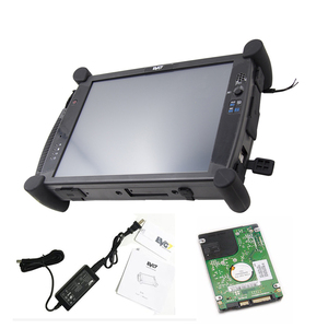 Image 2 - With laptop MB STAR C5 Wifi Diagnostic Interface Best EVG7 Tablet 2020.06 MB Star SD Connect C5 Software Work Directly SSD HDD