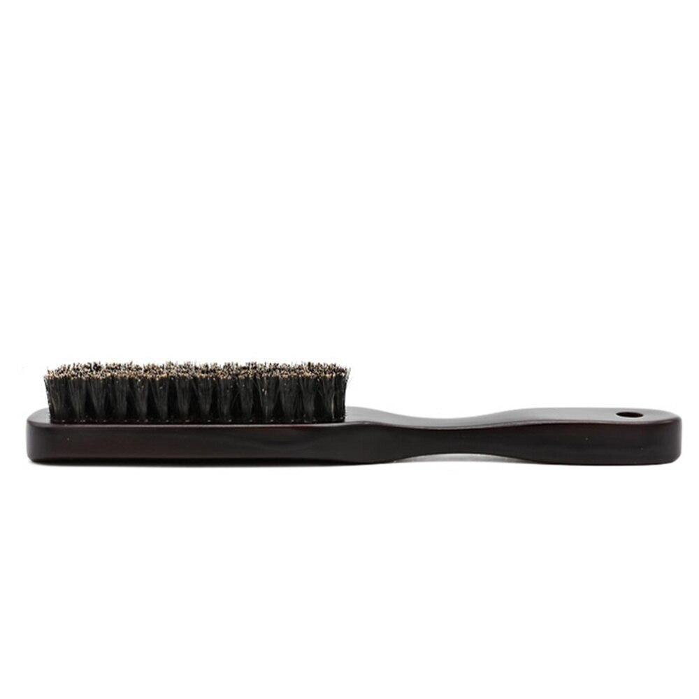 1PC Beard Cleaning Brush Hair Styling Brush Hair Spray Brush Pig Bristle Bush Personal Care Supply