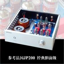 WEILIANG-preamplificador de tubo de AUDIO F200, compatible con circuito JP200