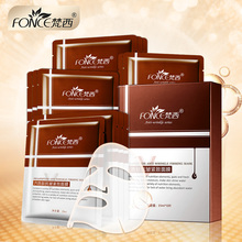 Fonce Anti wrinkle Facial Mask 10 Piece treatment mask Lifting Firming Face Six peptides Anti Aging Moisturizing