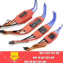 Free Shipping + 1pcs/lot Simonk 10A/12A/15A /20A /30A/40A Firmware Electronic Speed Controller ESC for RC Multicopter Helicopter graupner brushless control t 160a hv esc opto telemetry speed controller helicopter multicopter motor rc esc free shipping