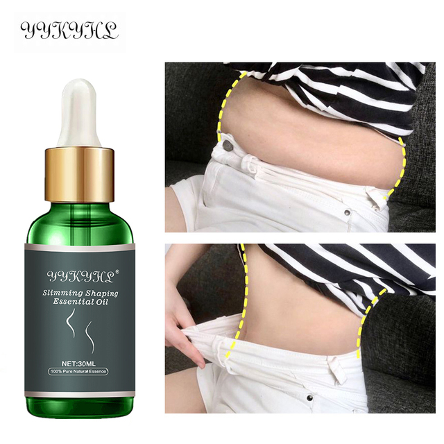 Slimming Products Lose Weight Essential Oils Thin Leg Waist Fat Burner Burning Anti Cellulite Weight Loss Slimming Oil 4