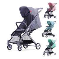 Yoyaplus Baby kinderwagen Leichte kinderwagen Baby warenkorb Tragbare Baby trolley 2 in 1 baby auto Neue stil Playkids
