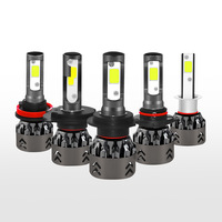 Cross Border for New Style Mini6 Car LED Headlight H4 H7 H11 Automobile Head Lamp Modification Lamp Manufacturers