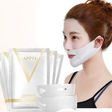 Face Lift Tools Face lift Slimming Mask V Line Chin Up Patch 4D Reduce Double Chin Tape Neck Firming Shape Mask