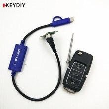 Пульт дистанционного управления KEYDIY Mini KD, генератор ключей, склад пультов на вашем телефоне, Поддержка Android, делает более 1000 автоматических пультов дистанционного управления