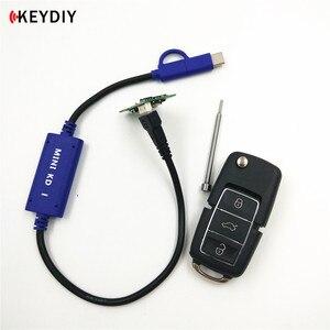 Image 1 - KEYDIY generador de mando a distancia Mini KD, dispositivo generador de mando a distancia, almacén en tu teléfono, compatible con Android, hace más de 1000 mandos a distancia automáticos