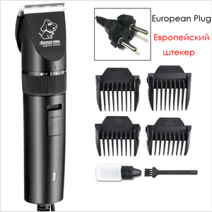 Image 2 - Hot Selling 20W Professional Electric Pet Hair Clipper Cat Dog Hair Trimmer Grooming Animals Clipper Pets Haircut Shaver Machine