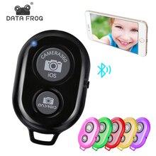 Datafrog Camera Bluetooth Afstandsbediening Foto Ontspanknop Voor Ios/Android Camera Sluiter Selfie Afstandsbediening