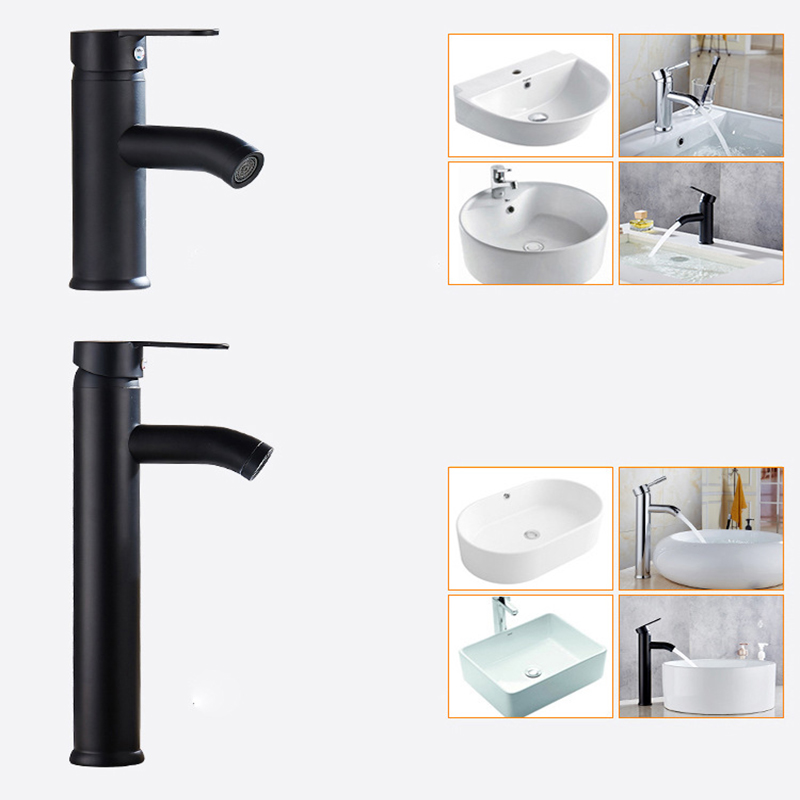 H9988e198d11143d9801d9c11bb2dd741S Modern Bathroom Basin Faucet Waterfall Deck Mounted Cold And Hot Water Mixer Tap Brass Chrome Vanity Vessel Sink Crane