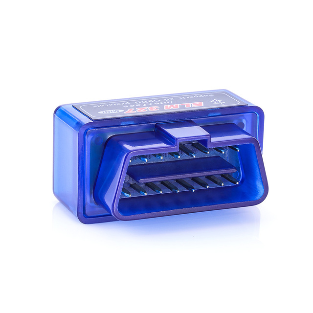 OBD2 V1.5 Elm327 Bluetooth V 1.5 OBD 2 Elm 327 Voiture Outil de Diagnostic Scanner Elm-327 OBDII Adaptateur Super Mini Outil De Diagnostic Automatique 3