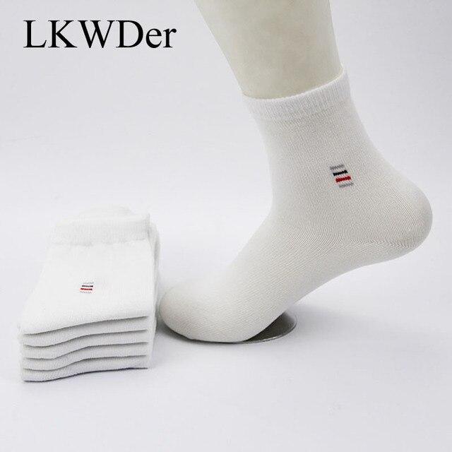 Мужские хлопковые носки 3 пары выгодно 5