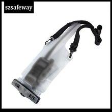 Two Way Radio Waterproof Bag Case For Kenwood For Baofeng UV 5R  For Motorola Walkie Talkie Free Shipping