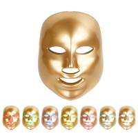 7 Colors Led Facial Mask Face Mask Korean Therapy Tools For Beauty Skin Care Facial Treatment Mask Beauty Salon