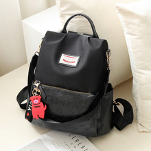 Anti-theft Security Backpack Purse Waterproof Women Rucksack Mochila Feminina School Shoulder Bag for Teenagers Girls