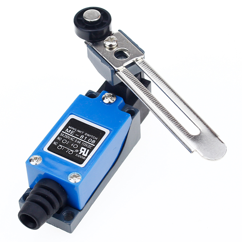 New Waterproof ME-8108 Momentary AC250V 5A Limit Switch For CNC Mill Laser Plasma