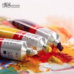 Image 4 - 아티스트 페인팅 용품에 대한 전문 170ml 전문 오일 페인트 유화 안료