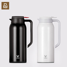 Youpin VIOMI Thermo Mug 1.5L Stainless Steel Vacuum Cup 24 Hours Flask Water Bottle Cup for Baby Outdoor For Smart home