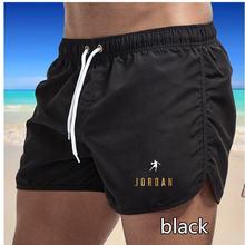 Спортивные шорты мужские для фитнеса дышащая сетчатая быстросохнущая