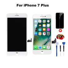 LCD Display For iPhone 5lcd 6 lcd 7 lcd  Plus Touch Screen Digitizer Assembly Replacement for iphone 8 lcdQuality AAA+++ factory quality ips lcd display 7 85 for supra m847g internal lcd screen monitor panel 1024x768 replacement