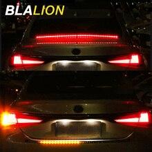Đèn LED Thân Cây Đuôi Đèn Phanh 12V Bổ Sung Ngừng Cảnh Báo Streamer Đèn Xe Ô Tô Biến Tín Hiệu Đèn Chống Nước Tự Động Linh Hoạt LED que