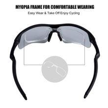 Men Women Sports Polarized Sunglasses UV400 Protection Cycli