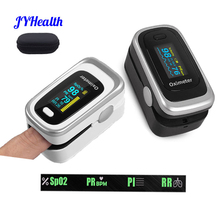 Health Care Finger Oled Pulse Oximeter SPO2 Medical Portable Blood Oxygen With Respiratory Rate Oximetro De Dedo pulsioximetro