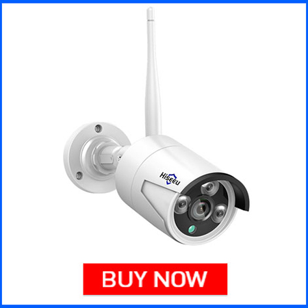 Hiseeu 1080P IP Camera for Hiseeu Wireless CCTV System