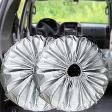Покрытие для автомобильной покрышки сумка хранения колес крышка