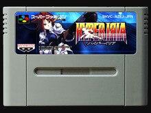 Spel kaarten: Hyper Iria (Japanse NTSC Versie!!)