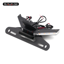 License Plate Holder For DUCATI Panigale V4 2018-2020 2019 2021 Motorcycle Accessories Tail Tidy Fender Bracket Mount Motorbike