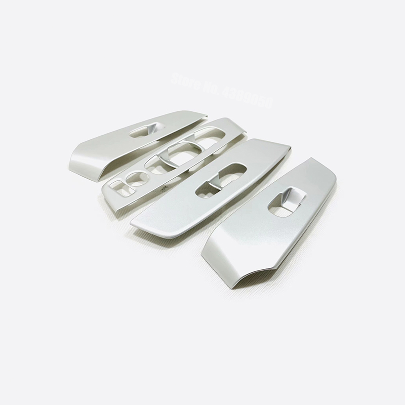 ABS-Plastic-For--Sentra-2020-Accessories-LHD-Door-Window-glass-Lift-Control-Switch-Panel-Cover (2)