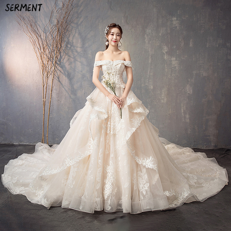 OLLYMURS Pregnant Women Wedding Women 2019 New Bride Small Tail Tail Large Size High Waist Cover Pregnant Belly Fat Was Thin