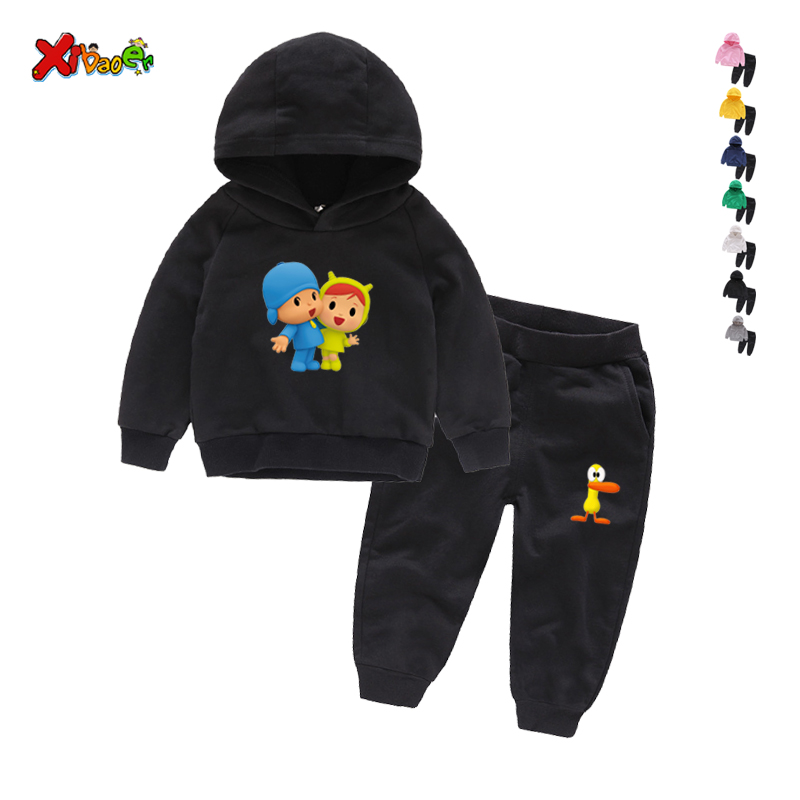 Children Clothing Sets  Hoodeds 2020 Autumn Winter Toddler Boys Clothes Christmas Costume Outfit Kids Suit For Boys Clothing Set