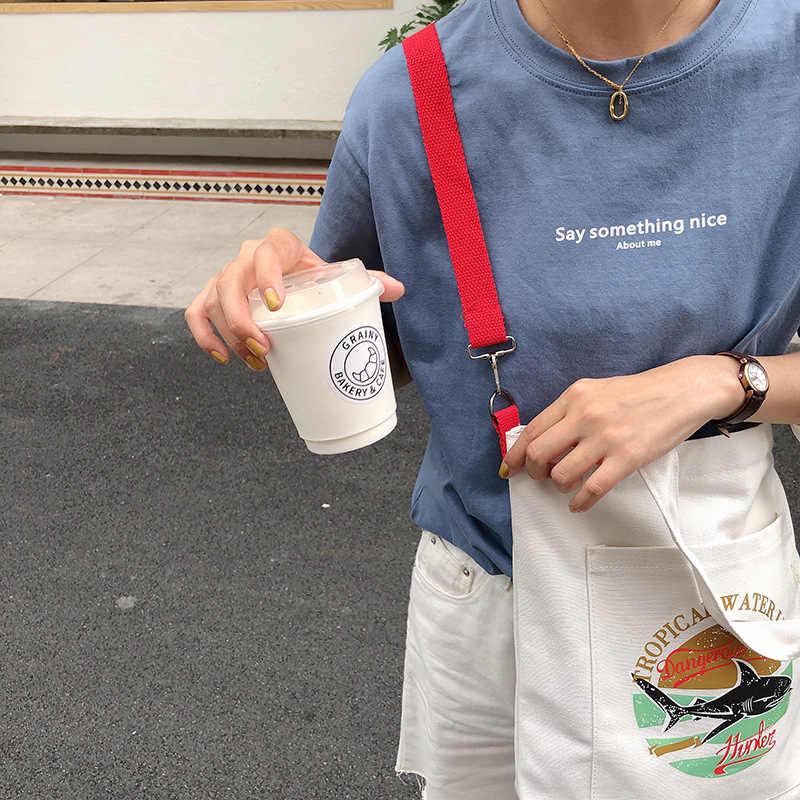 Große kapazität Feste Leinwand Schulter Taschen Umwelt Einkaufstasche Brief Frauen Baumwolle Leinwand Stoff Eco Tote Tasche Bolso Mujer