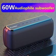 60W głośnik Bluetooth 100% XDOBO X8 wysokiej mocy IPX5 wodoodporna przenośna kolumna super bas DSP subwoofer muzyka centrum dźwięku bar
