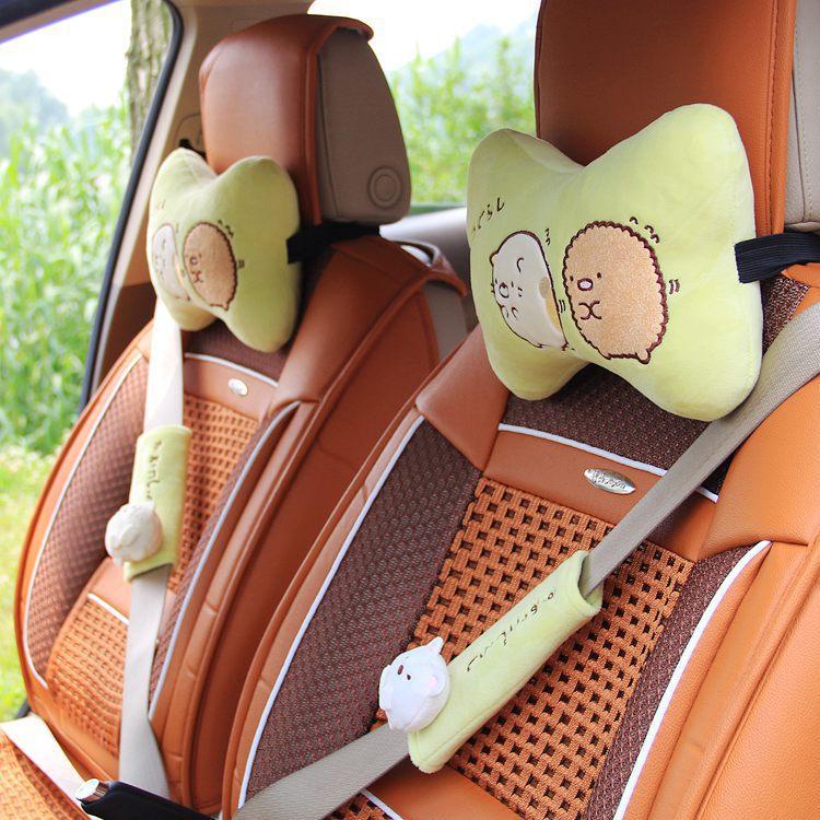 Sweet Sumkko Gurashi Plush Car Seat Cushions  1