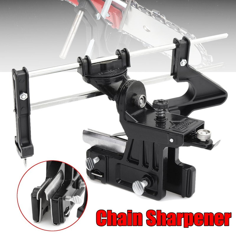 Chain Sharpener Strip Chain Saw Sharpener Tool Fast Guide Sharpening Chainsaw Archive Bar Manual Precision Sharpener Tool