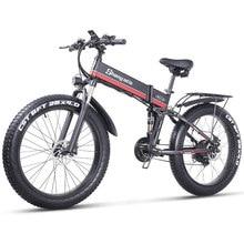 Shengmilo Электрический велосипед 1000 Вт новый супер уровень Снежный велосипед электрический велосипед складной электровелосипед 48 в 12 Ач Элект...