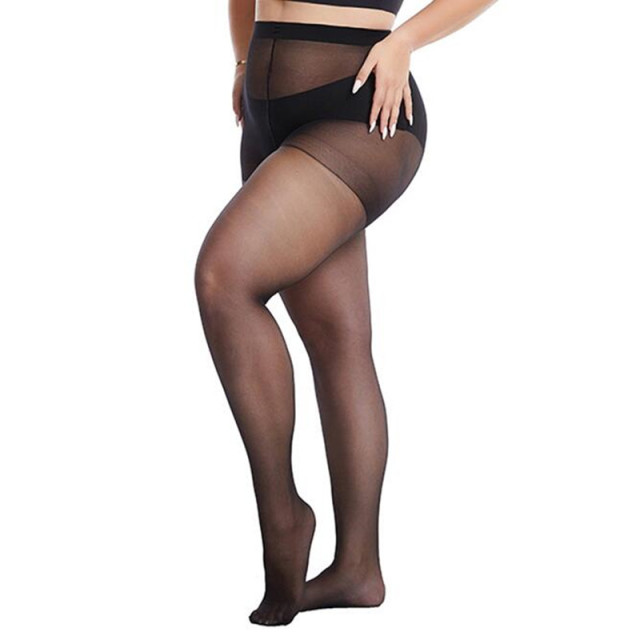 40 D Plus Size Women Sexy Pantyhose Elasticity Spandex Resistant Women's Stockings Collant Femme black tights Sexy Control Pants 2