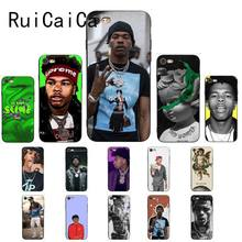 Ruicaica Lil Baby Rapper Custom Photo Soft Phone Case Cover for iPhone 8 7 6 6S 6Plus X XS MAX 5 5S SE XR 10 Cases(China)