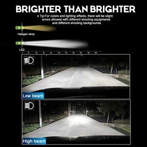 Image 4 - CNSUNNYLIGHT Siêu Sáng H7 H4 LED H11 H8 110W 16000Lm D1 Bóng Đèn Pha HB4 9005 HB3 Đèn Tự Động 6500K Ô Tô Phụ Kiện