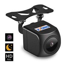 XYCING 170 stopni kąt HD kamera cofania samochód powrót kamera cofania rybie oczy Night Vision HD kamera wspomagająca parkowanie