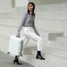 90FUN Suitcase 20inch Travel Suitcase 39L Aluminum Alloy Password Universal Suitcase Travel Luggage Case mala de viagem cabina con ruedas cabin bavul and travel com rodinhas bag valiz maleta mala viagem carro suitcase luggage 20222426inch