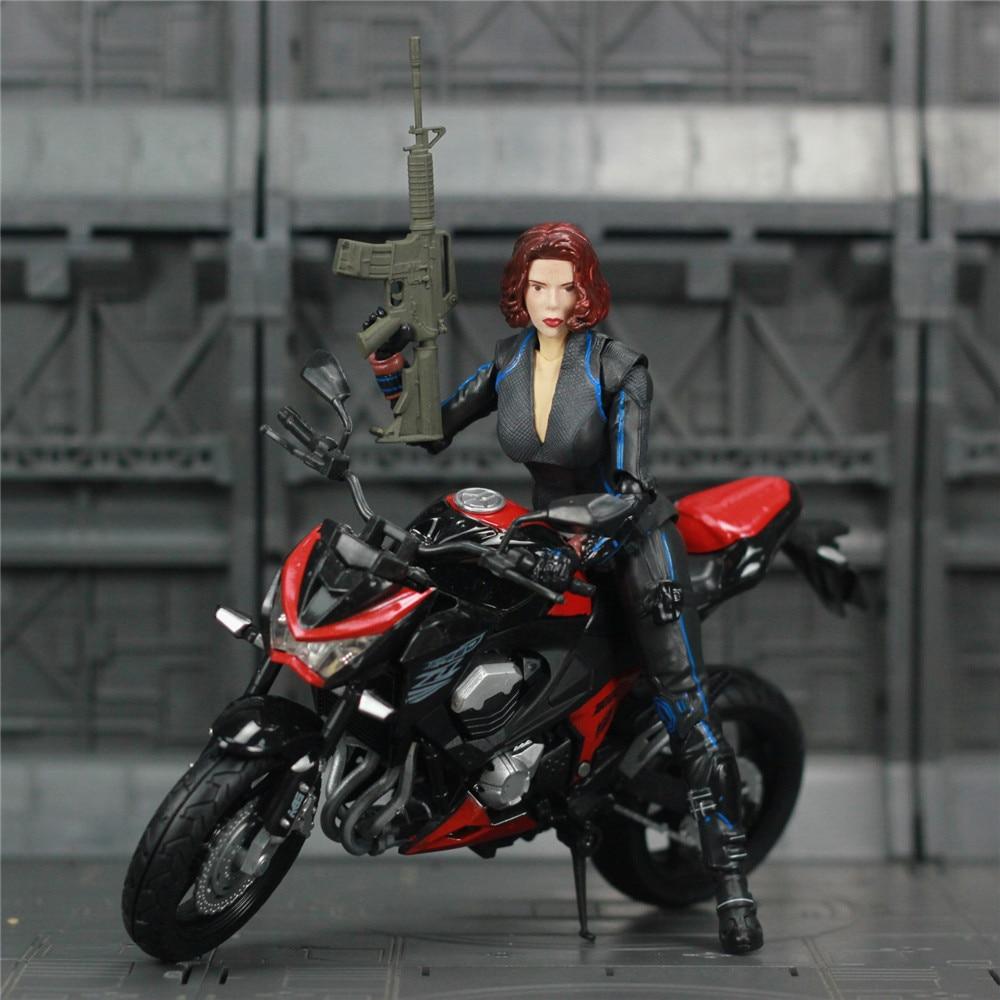 Marvel Black Widow 6