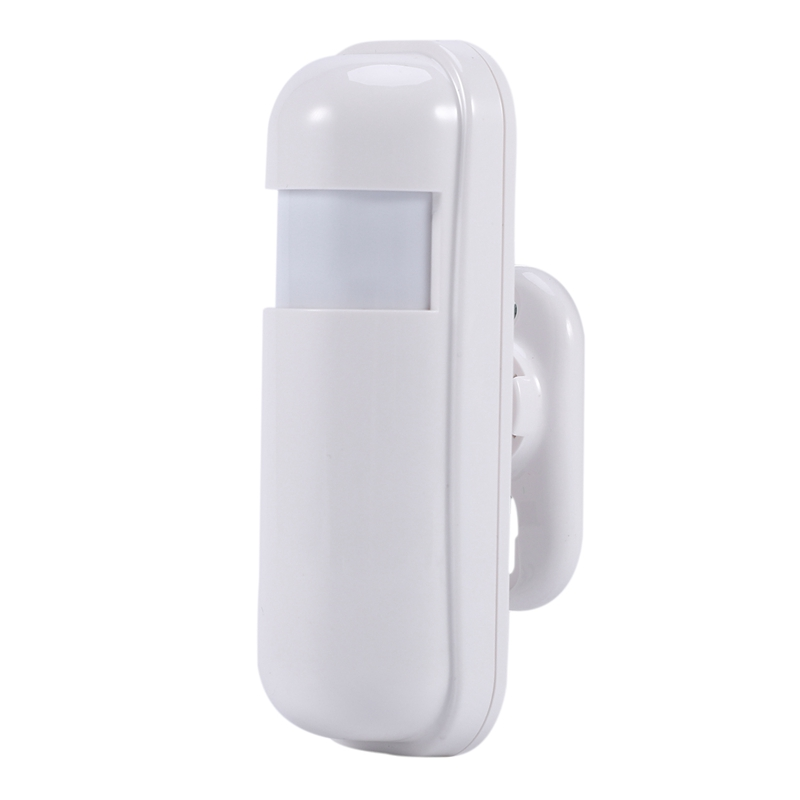 AMS-Wireless Infrared Detector 433MHz Motion Sensor For PG103 W2B Wifi GSM Home Burglar Alarm System