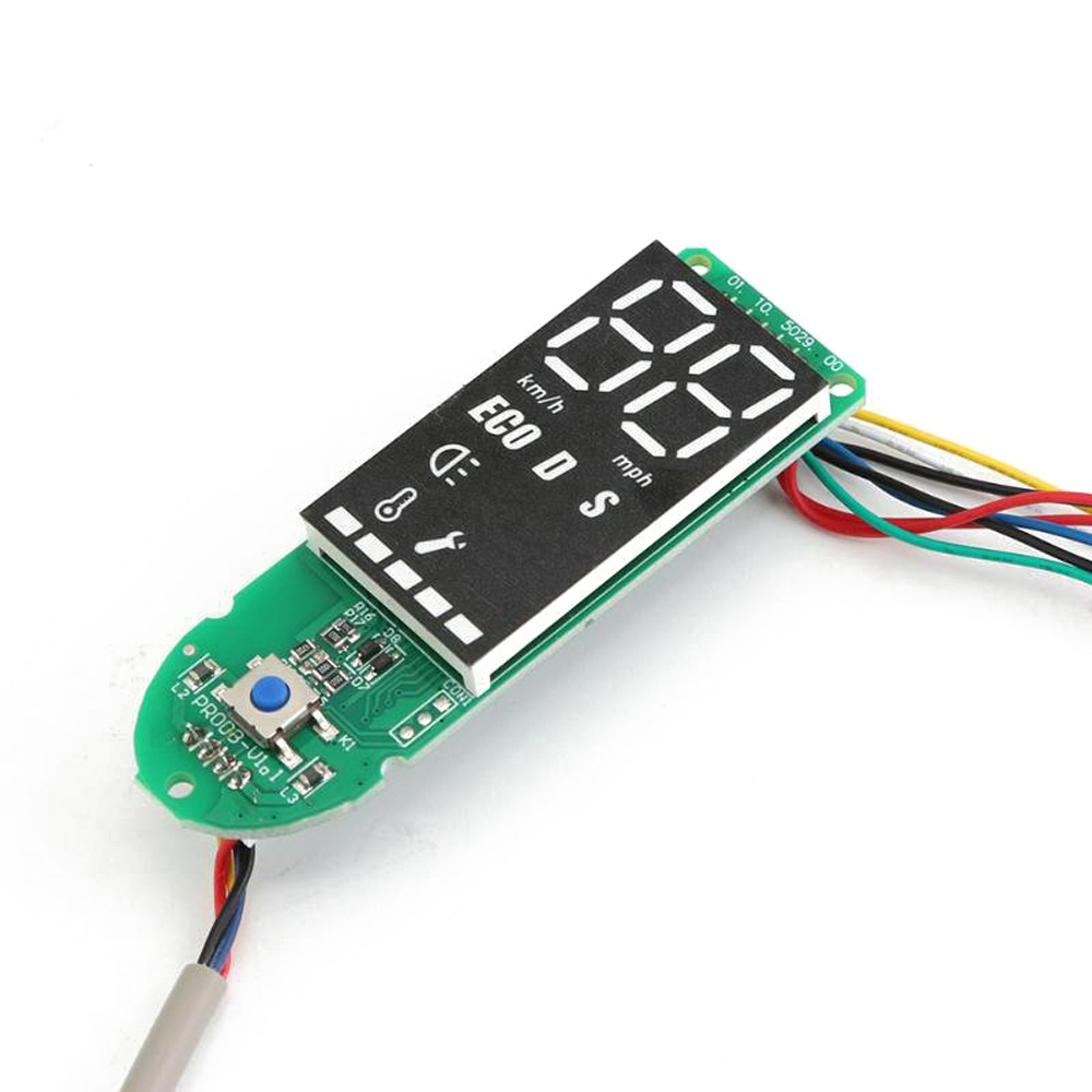 For M365 Pro Scooter Dashboard Scooter Pro Bt Circuit Board For M365 & Pro M365 Accessories