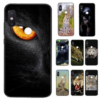 FHNBLJ Cheetah pantera de lujo diseño único de la cubierta del teléfono para Xiaomi Redmi 5 5 6 Plus 6A 4X 7 7A 8 8A 9 Nota 5 5A 6 7 8 8Pro T 8