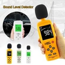 цена на Multipurpose Digital Noisemeter Sound Level Meter  Detector Pressure Level Tester Color LCD Display 30~130 dB Monitoring Tester