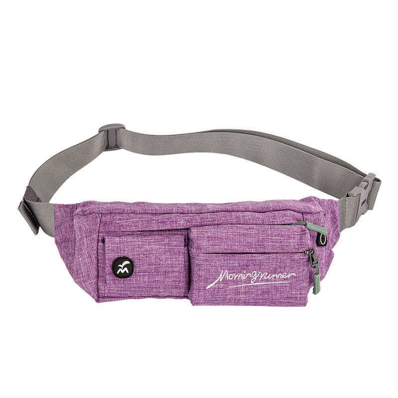 Sports Waist Pack Men And Women Multi-functional Running Waterproof Fitness Mountain Climbing Shoulder Large Capacity Outdoor Ca